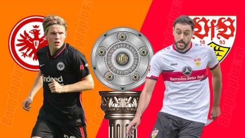 Nhận định bóng đá Frankfurt vs Stuttgart, 20h30 ngày 12/9
