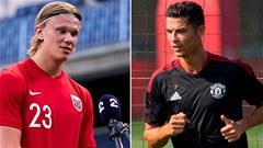 Ronaldo sẽ là chìa khóa để Haaland gia nhập Man United?