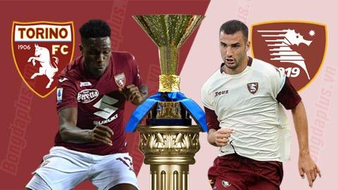 Nhận định bóng đá Torino vs Salernitana, 20h00 ngày 12/9