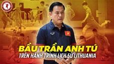 Trần Anh Tú: Ông bầu bếp núc đưa Futsal Việt Nam vươn tầm thế giới