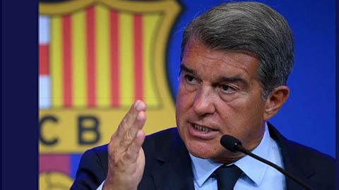 Laporta hài lòng về mùa chuyển nhượng của Barcelona
