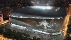 Nội soi siêu sân của Real Madrid trước ngày ra mắt