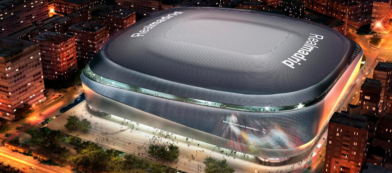 Real Madrid sẽ có sân mới cực đẹp và hiện đại. Kền kền trắng đã phải bỏ ra 500 triệu euro cho dự án này