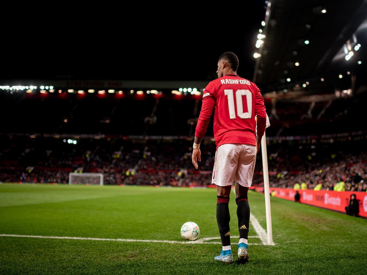 7 trận chính thức liên tiếp của Man United đều nổ tài góc hiệp 1