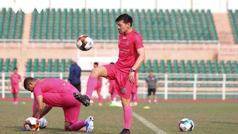 Cựu tuyển thủ Nhật Bản chia tay Sài Gòn FC để đá… futsal