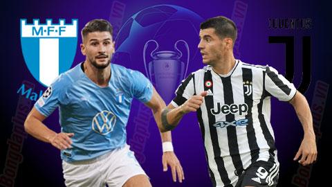 Nhận định bóng đá Malmo vs Juventus, 02h00 ngày 15/9: Malmo, vòng quay của Juve-Allegri