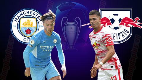 Nhận định bóng đá 02h00 ngày 16/9, Man City vs RB Leipzig: Huỷ diệt đối thủ