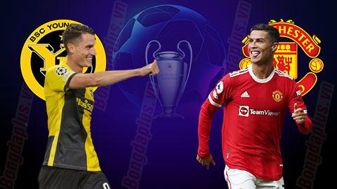Nhận định bóng đá Young Boys vs Man United, 23h45 ngày 14/09: Kế hoạch xoay vòng