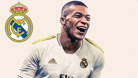 Ngày Mbappe về với Real Madrid không còn xa