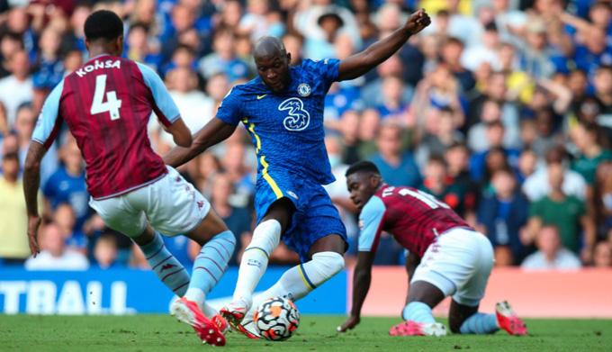 Sau 10 năm và 15 ngày Lukaku mới lại ghi bàn tại Stamford Bridge