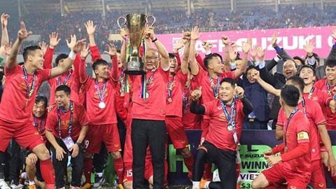 Chốt ngày bốc thăm AFF Cup 2020