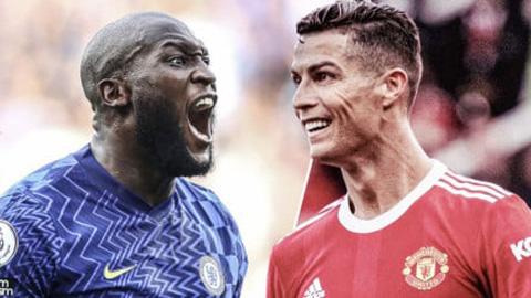 Ronaldo & Lukaku: Đua phá lưới từ Serie A tới Premier League