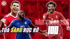 Vòng 4 Ngoại hạng Anh: Hiệu ứng khủng từ Ronaldo và Lukaku, Salah cán mốc 100 bàn