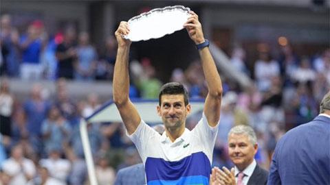 Djokovic: 'Một thất bại khó nuốt'