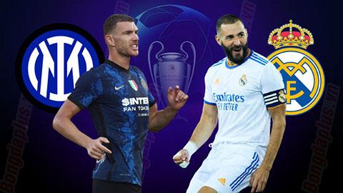 Nhận định bóng đá Inter vs Real Madrid, 02h00 ngày 16/9: Hạ bệ Nerazzurri
