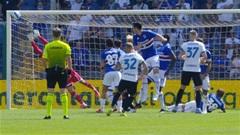 """""""Đặc sản"""" sút phạt hồi sinh ở Inter"""