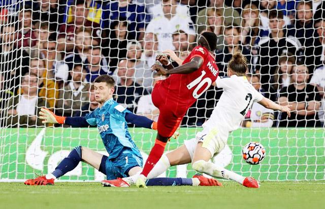 Một tình huống bỏ lỡ cơ hội khó tin của Mane trong trận đấu.