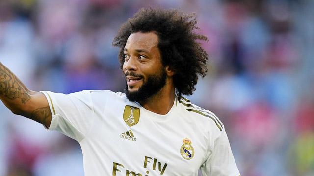 Phong độ của Marcelo ngày càng sa sút