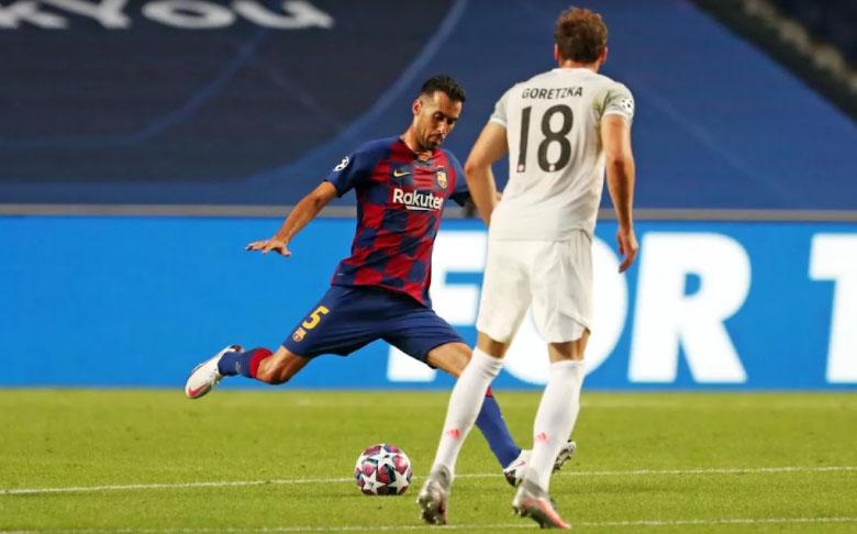 Barca có nhiều kỷ niệm đáng quên khi đối đầu Bayern