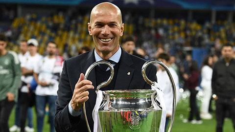 Zidane trở lại Bernabeu xem Real Madrid đá