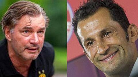 Bênh Reus, sếp Dortmund yêu cầu Salihamidzic 'câm miệng'