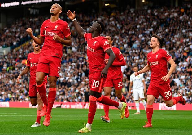 Hiệu suất hàng công của Liverpool chưa đạt kỳ vọng nếu nhìn vào số cơ hội họ tạo ra