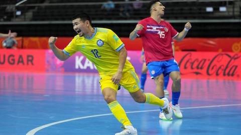 Tổng hợp FIFA Futsal World Cup 2021: Nga và Kazakhstan gây sốc!