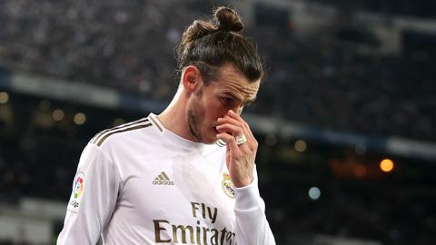 Bale lại dính chấn thương
