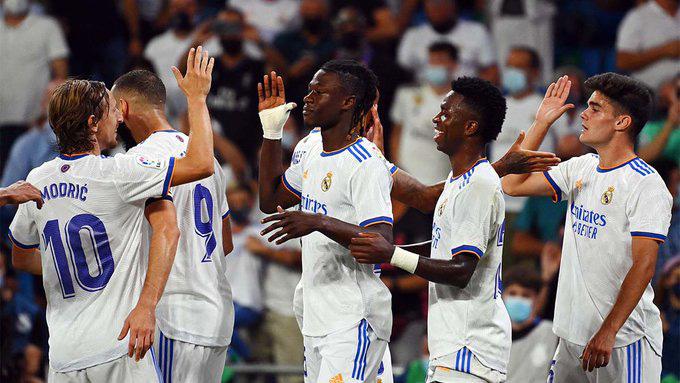 Camavinga chỉ cần 6 phút để có bàn thắng trong trận ra mắt Real Madrid