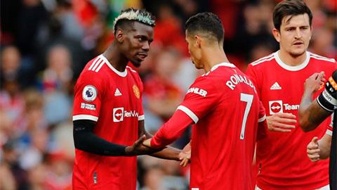Pogba đổi thái độ với MU vì Ronaldo