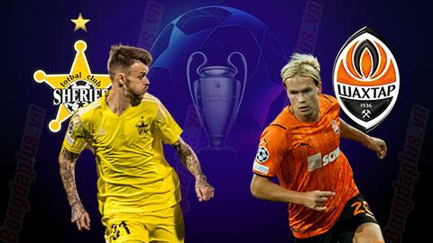 Nhận định bóng đá Sheriff vs Shakhtar Donetsk, 23h45 ngày 15/9