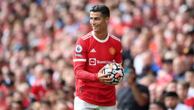 Ronaldo vẫn cho thấy sự bùng nổ dù đã 36 tuổi