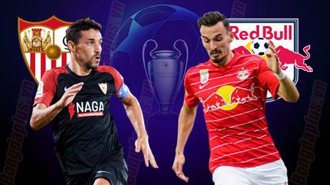 Nhận định bóng đá Sevilla vs Salzburg, 23h45 ngày 14/9