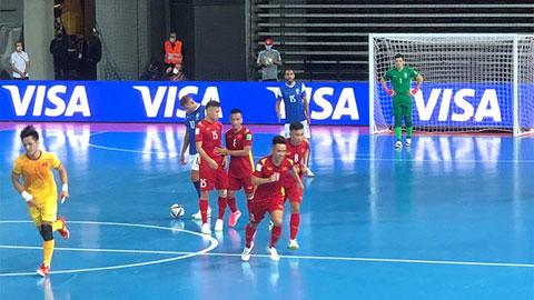 """Lịch thi đấu futsal World Cup 2021 bảng D (lượt 2): Futsal Việt Nam """"tử chiến"""" với Panama"""
