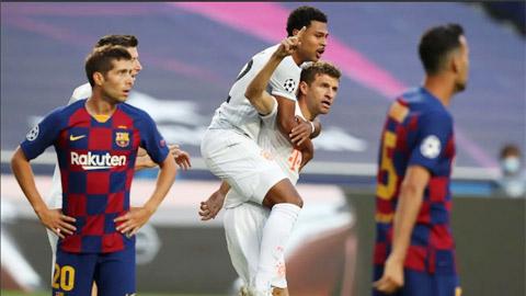 Barca - Bayern, và rất nhiều ký ức đáng nhớ