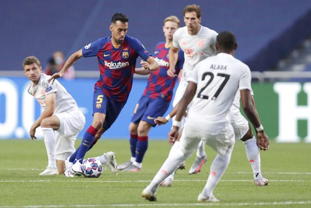 Kimmich cho rằng Barca vẫn rất đáng gờm kể cả khi không còn Messi