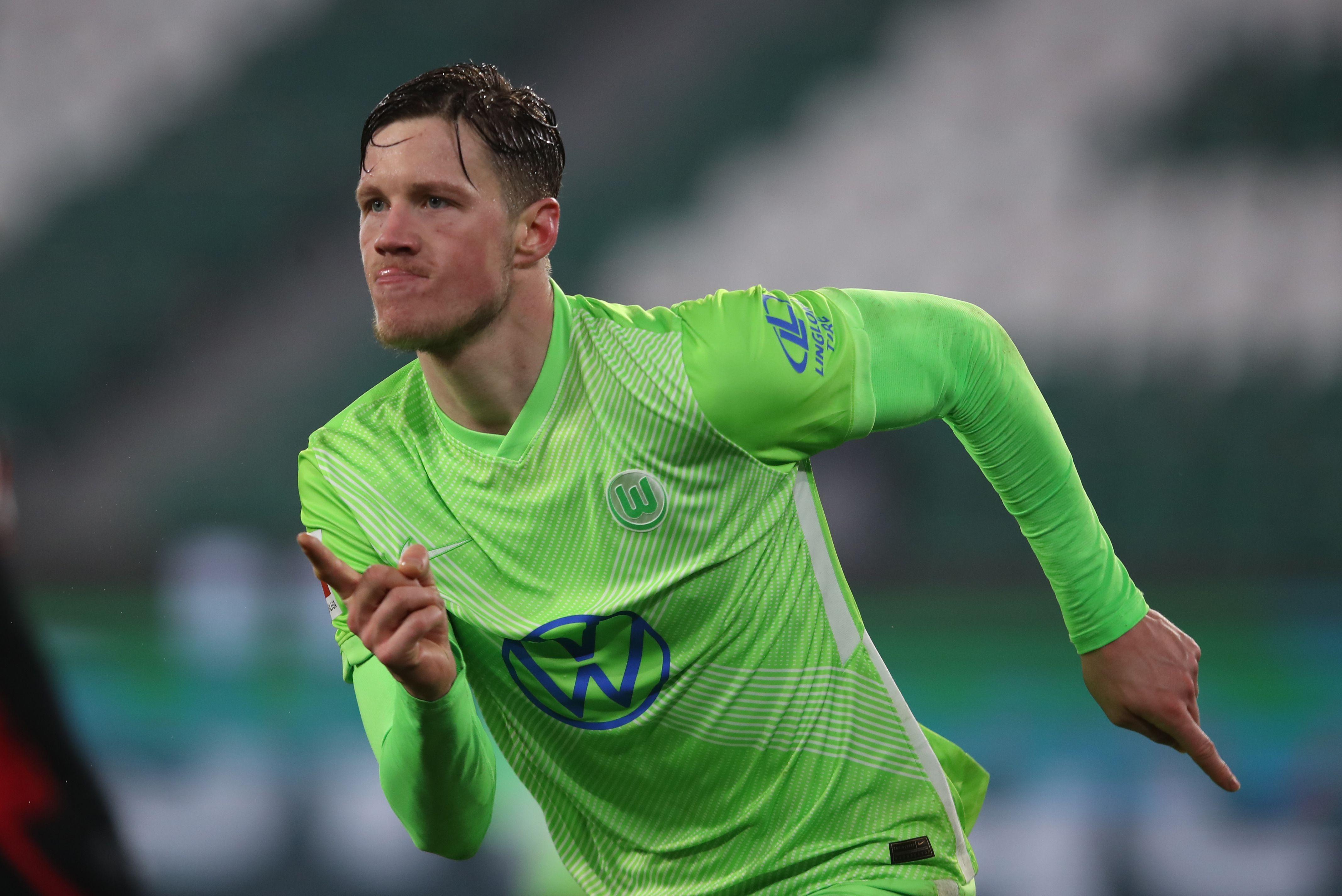Wout Weghorst sẽ có lần đầu tiên trải nghiệm Champions League