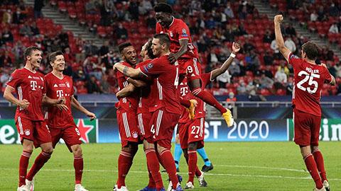 Trận cầu vàng:  Chọn cửa trên và tài trận Barcelona vs Bayern