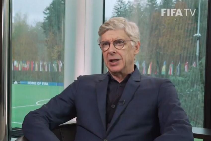 HLV kỳ cựu Arsene Wenger