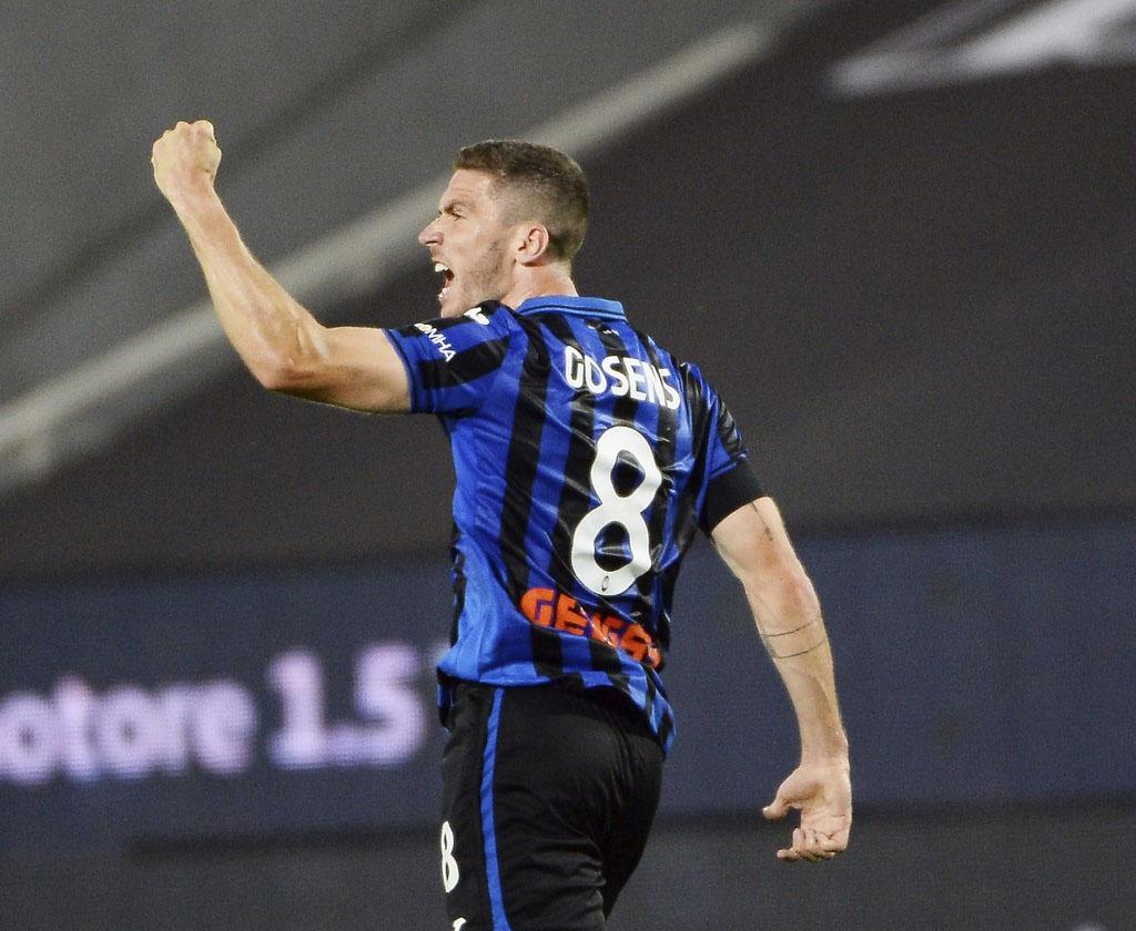 Robin Gosens là cầu thủ chạy cánh giỏi tấn công hàng đầu Serie A