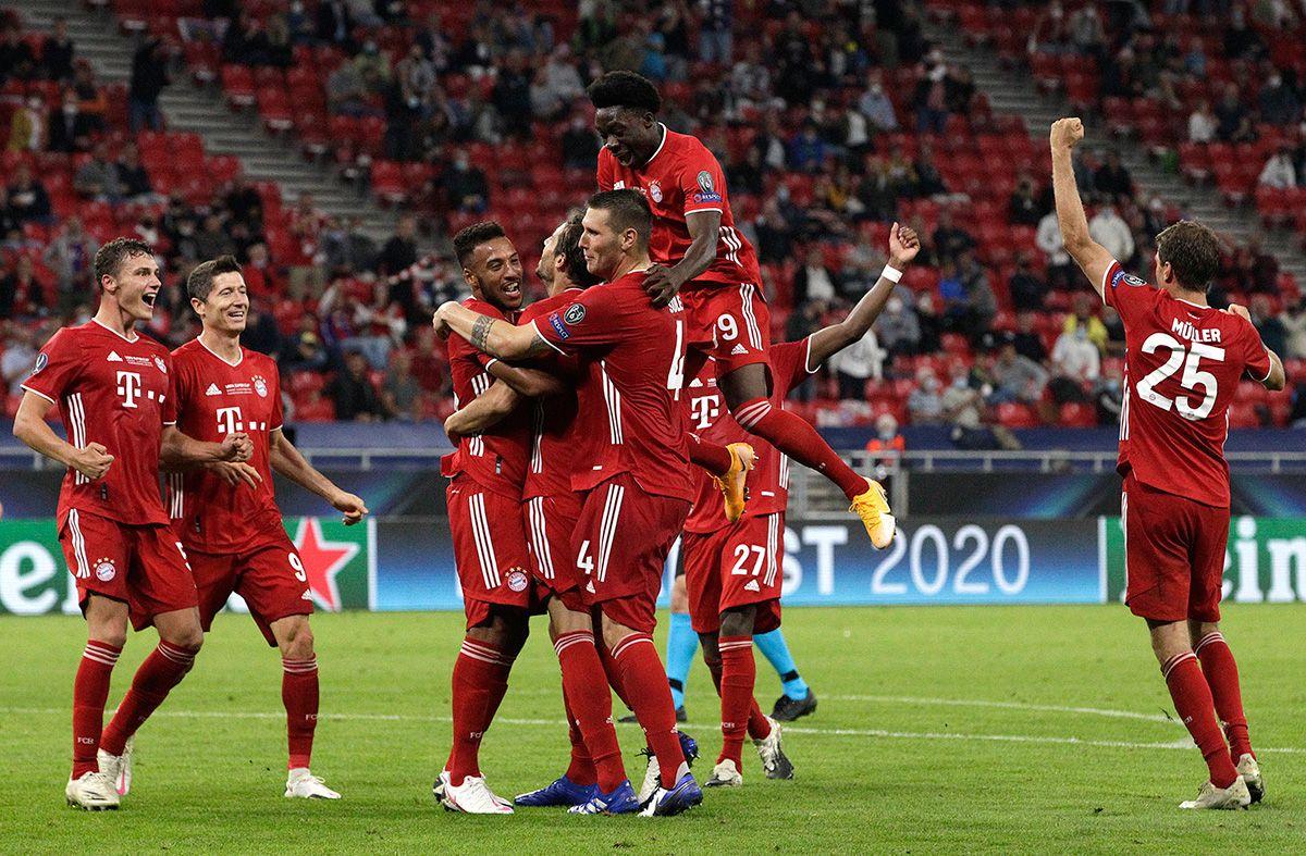 Bayern là gương mặt ưa thích của NHM yêu thích đếm bàn thắng