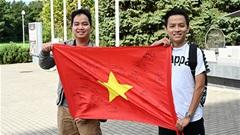 Người Việt ở châu Âu tiếp lửa cho ĐT futsal Việt Nam
