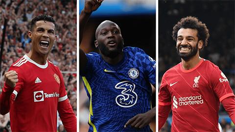 Phân tích 3 'trọng pháo' Ngoại hạng Anh: Ronaldo 2.0, Lukaku, Salah