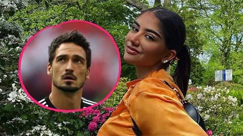 Kiều nữ Dortmund đắc lợi từ vụ ly dị của Mats Hummels