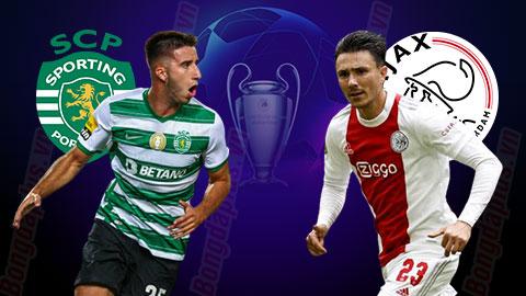 Nhận định bóng đá Sporting vs Ajax, 02h00 ngày 16/9