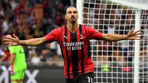 Ibrahimovic vắng mặt trận Liverpool vs Milan