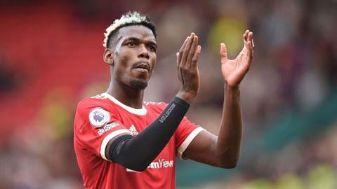 Anh trai tiết lộ tương lai Pogba ở Man United