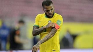 Dani Alves sắp đầu quân cho Flamengo cùng David Luiz