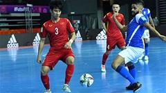 Các bảng đều có đội yếu, ĐT futsal Việt Nam gặp khó khi tranh suất vớt
