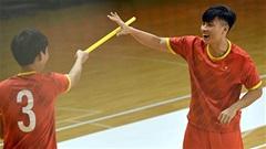 ĐT futsal Việt Nam xốc lại tinh thần, hướng đến chiến thắng trước Panama